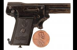 "2.7mm ""Kolibri"" Miniature Semi-Automatic Pistol - B"